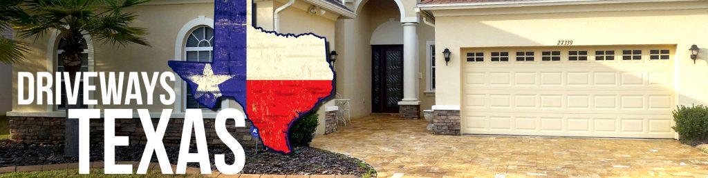 Driveways texas