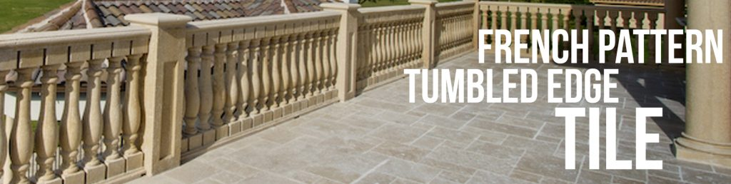 French Pattern-tumbled-edge-tile