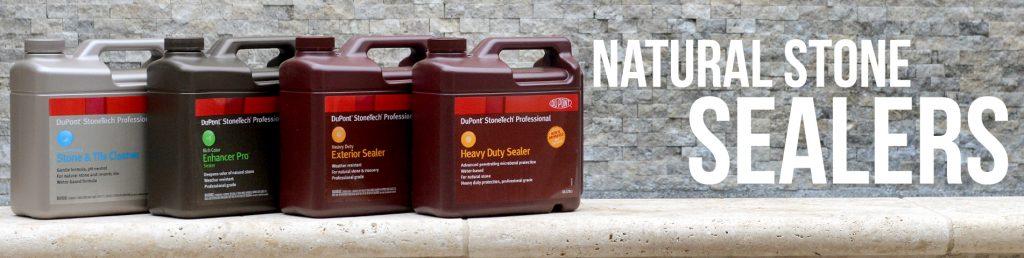 Natural Stone Sealers